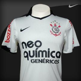 Camisa Nike Oficial do Corinthians d399ea6351d0b