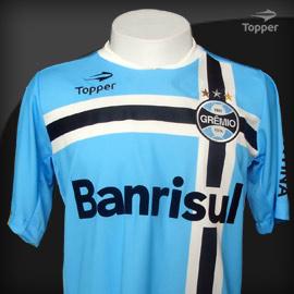 Camisa Oficial do Grêmio 2011 adb08578c465b